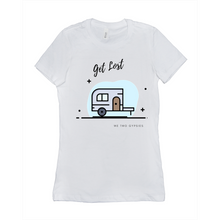 Load image into Gallery viewer, Get Lost RV T Shirt for Women