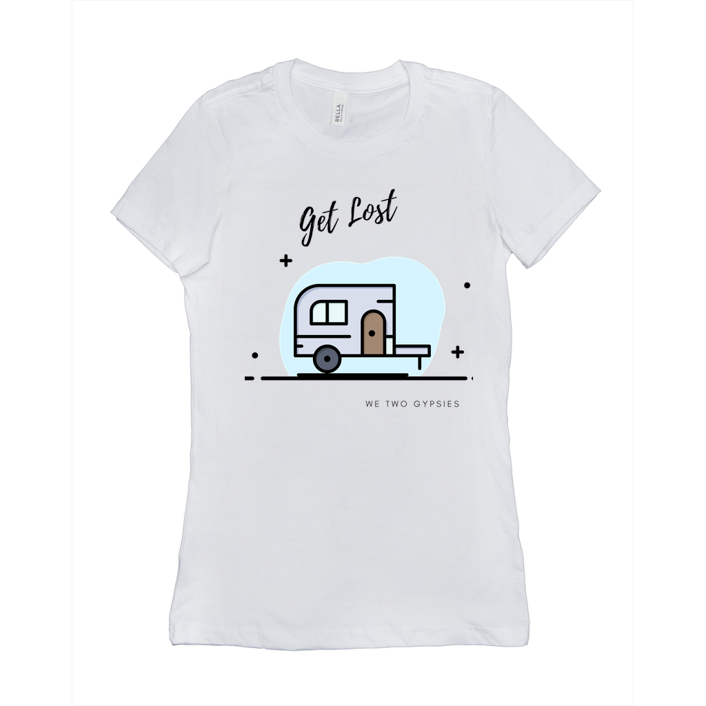 Get Lost RV T Shirt for Women