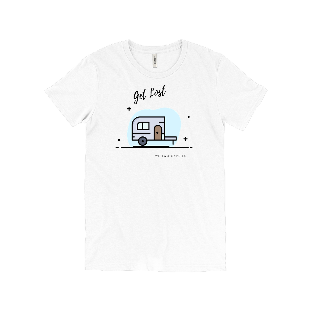 Get Lost RV T Shirt for Men