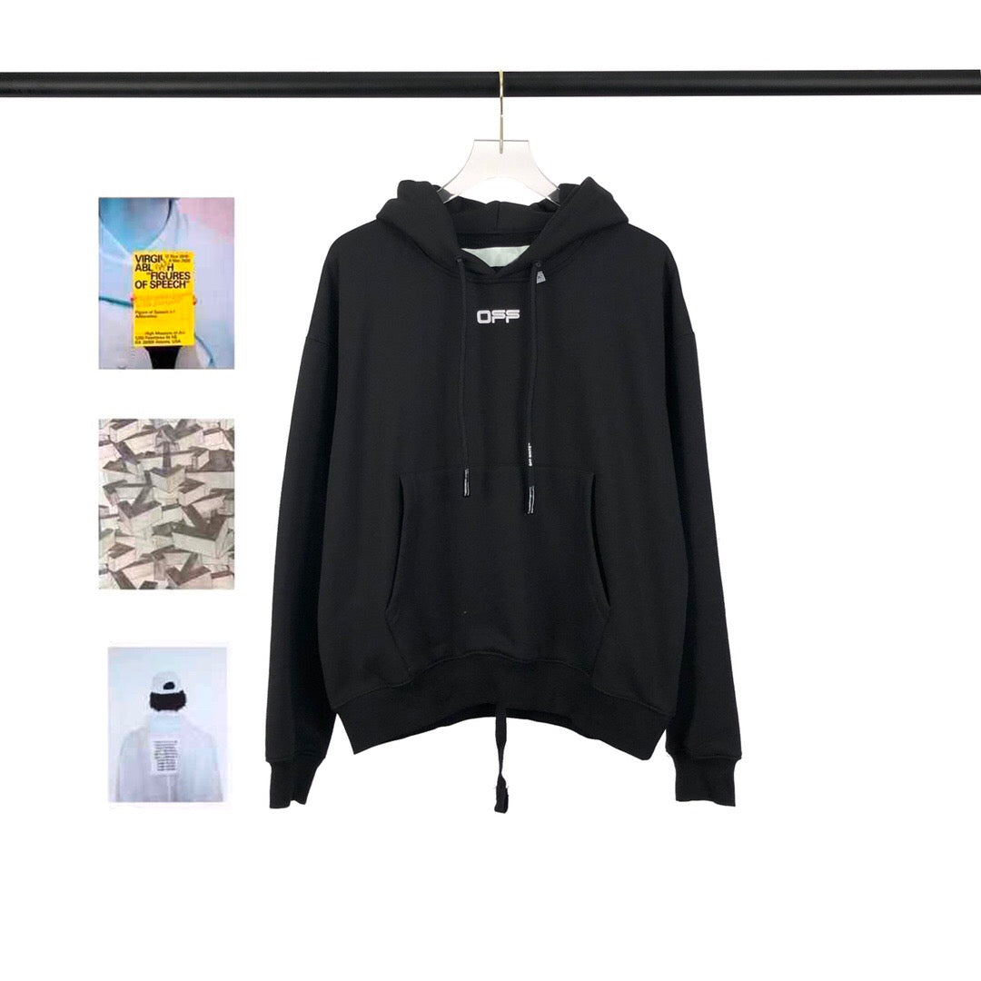 Off white Off hoodie