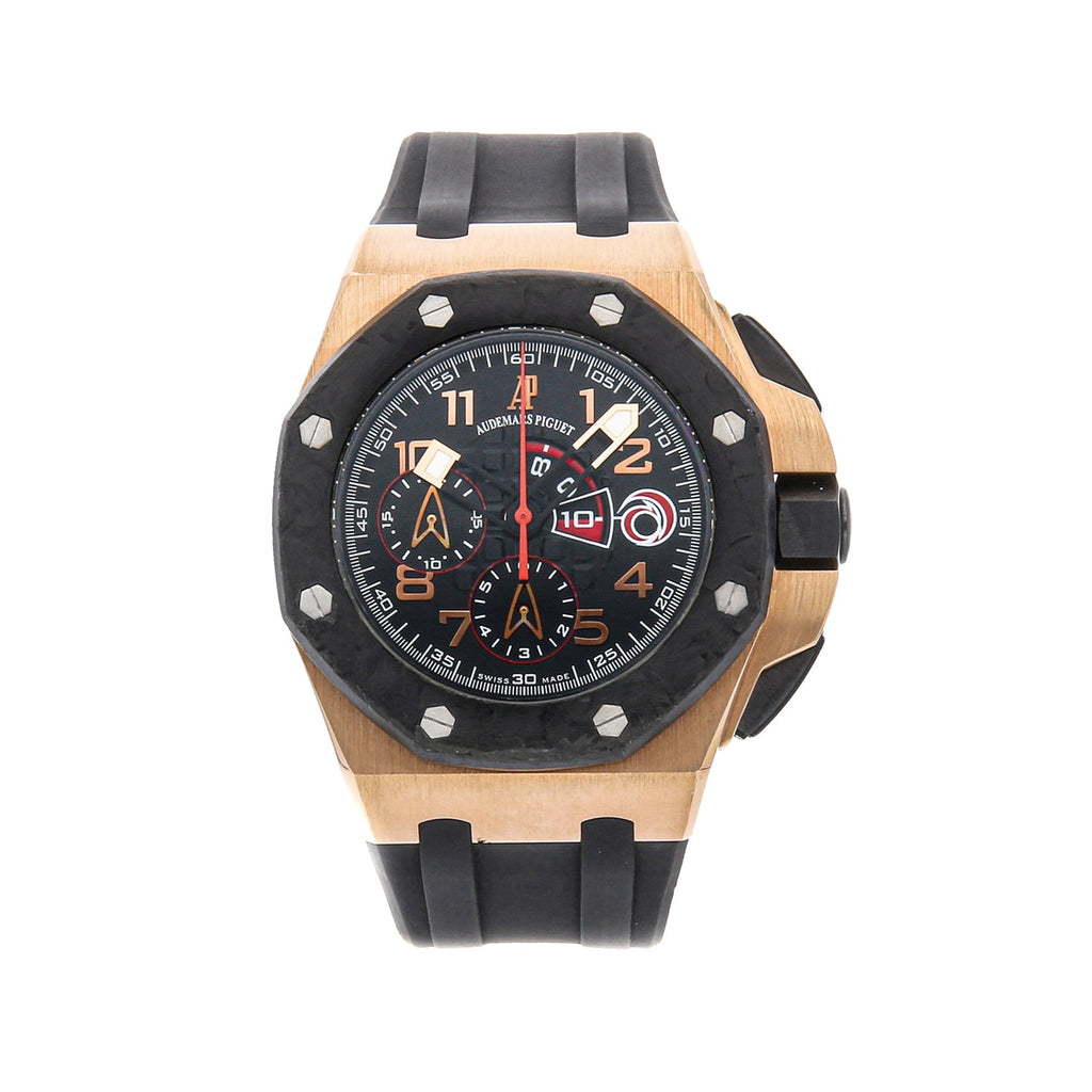 "Audemars Piguet Royal Oak Offshore ""Team Alinghi"" Chronograph Limited Edition"