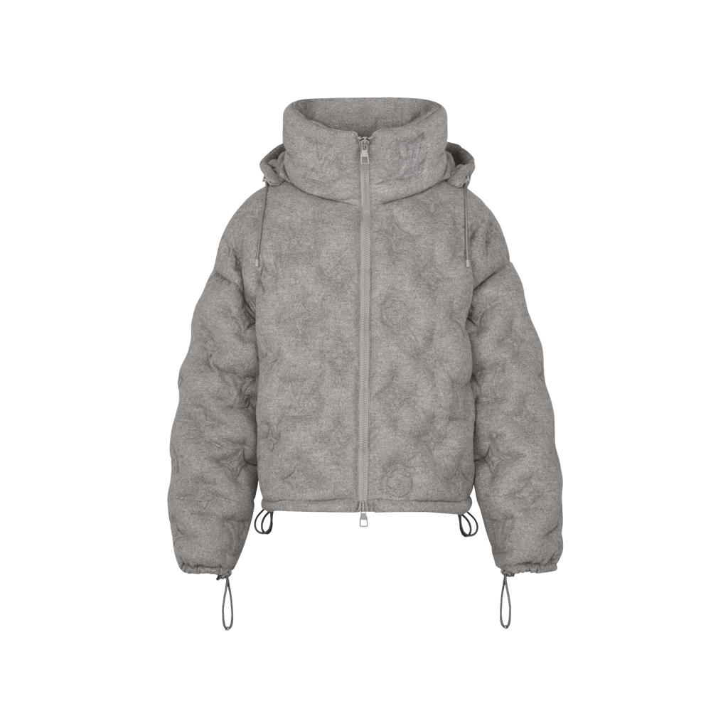 Louis Vuitton Monogram Boyhood Puffer Jacket