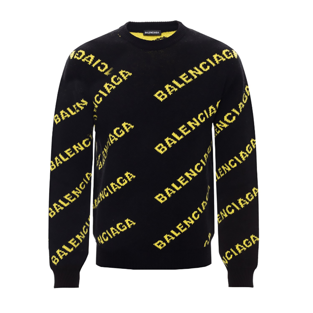 Balenciaga Embroidered Sweater