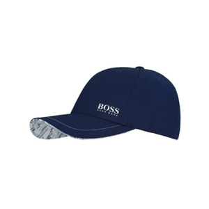 Boss Baseball Cap In Navy