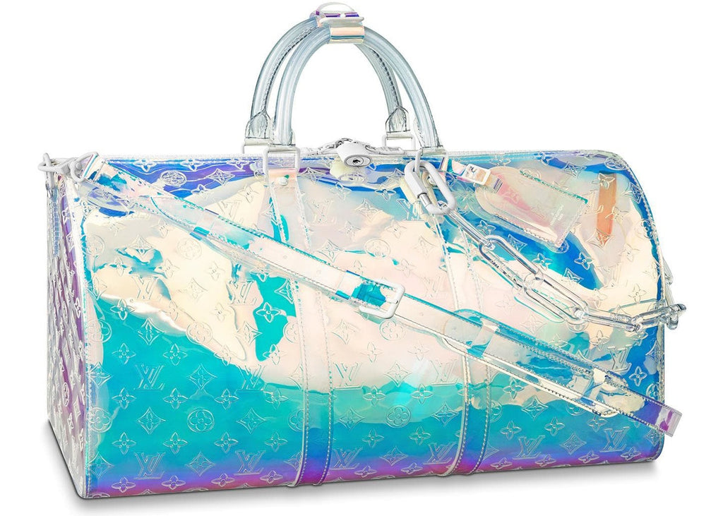 Louis Vuitton - Prism Keepall Bandouliere 50