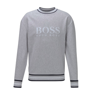 Boss - 'Heritage' Sweater In Grey
