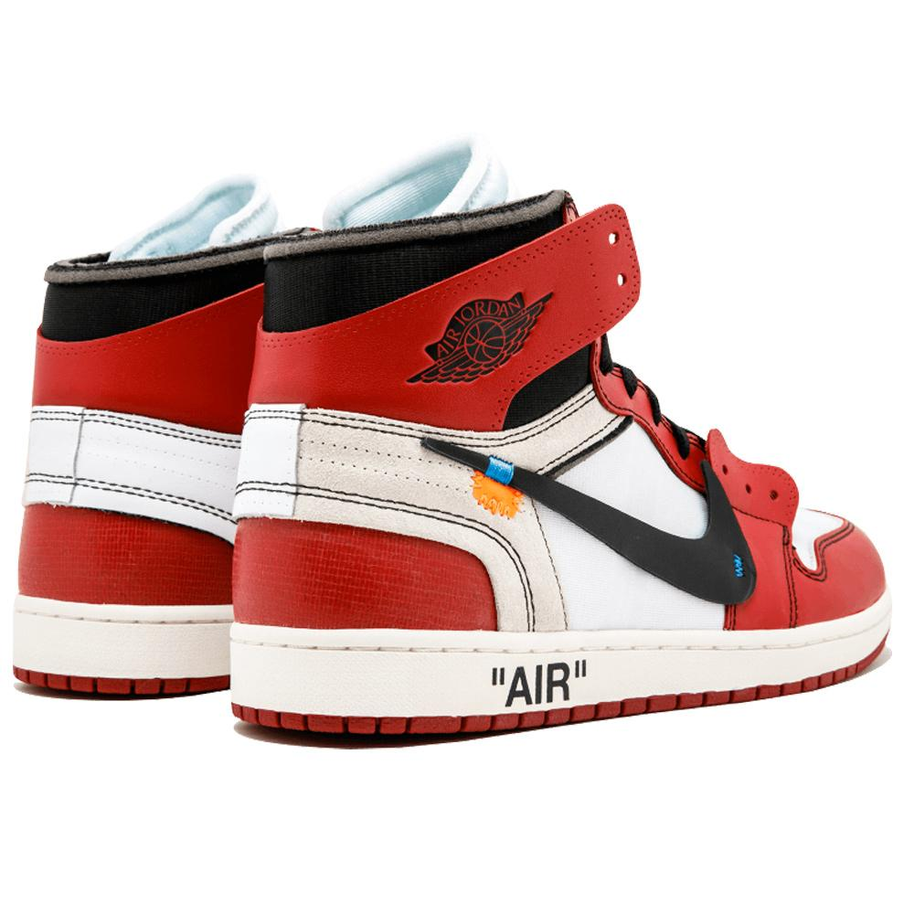 Off-White X Nike Air Jordan 1 Chicago