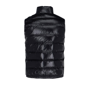 Prada - Plaque Logo Gillet In Black