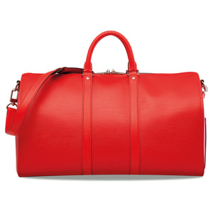 Louis Vuitton x Supreme Keepall 45 Red