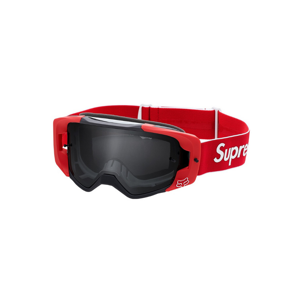 Supreme x Fox Racing VUE Goggles Red