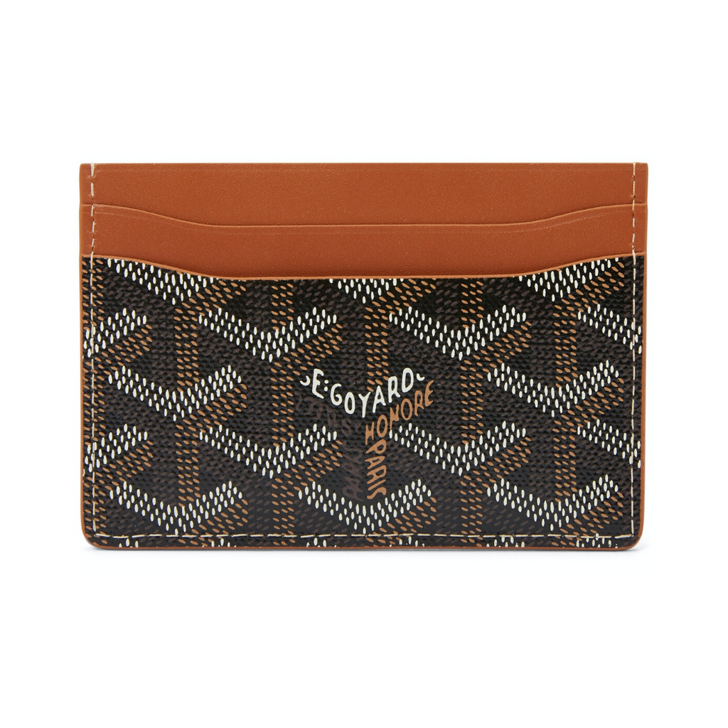 Goyard - Card Holder (Brown)