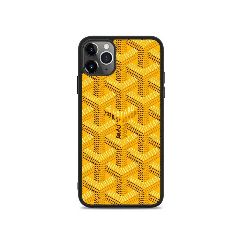 Goyard Inspired - iPhone 11 Case