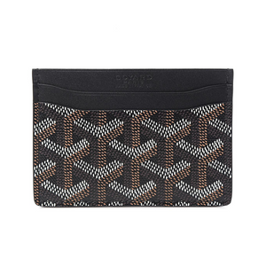 Goyard - Sulpice Custom Black Card Holder