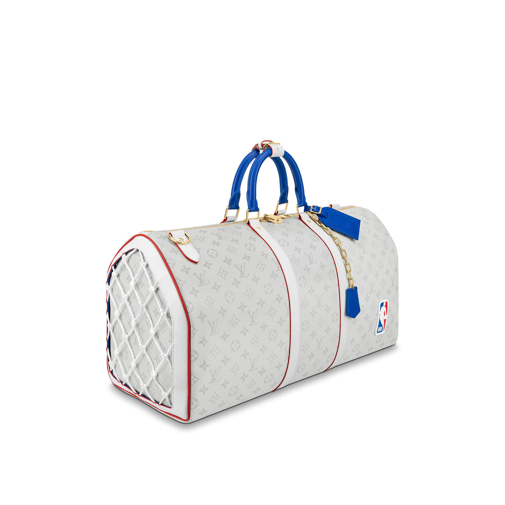 Louis Vuitton X NBA Keepall