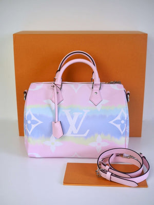 Louis Vuitton Escale Speed Bandouliere 30