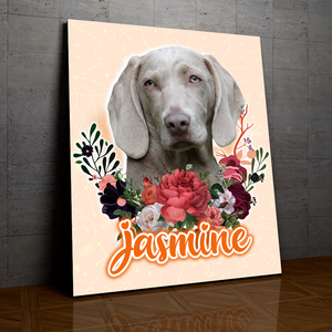 Charmy - Personalized Portrait - Snoop Gold
