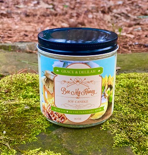 Bee My Honey Soy Candle