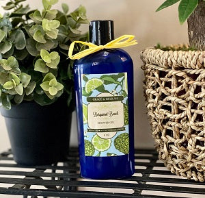 Bergamot Beach Shower & Bubble Bath (8 oz)