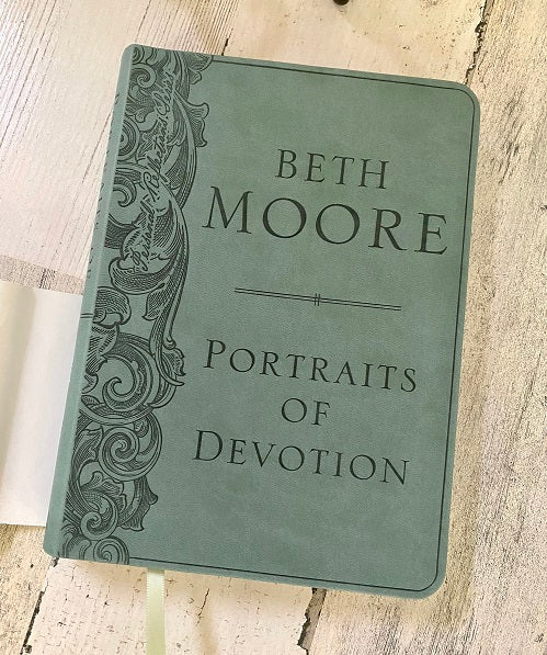Beth Moore Portraits of Devotion