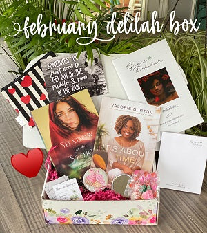 February  Delilah Box 2021