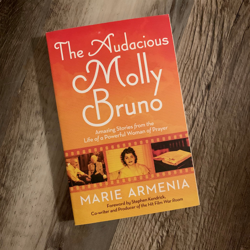 The Audacious Molly Bruno