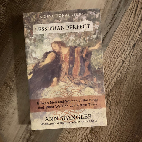 Less than Perfect by Ann Spangler