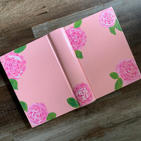 Painted Bible Pink
