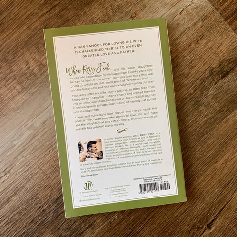 Once Upon a Farm by Rory Feek