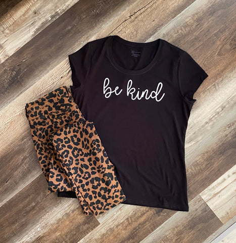 Short Sleeve T-Shirt ~ Be Kind