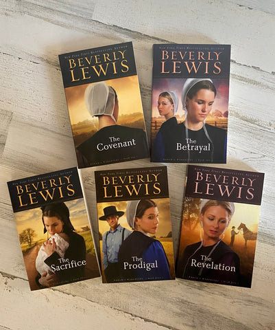 The Revelation by Beverly Lewis (Book 5)