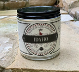 Idaho State Soy Candle