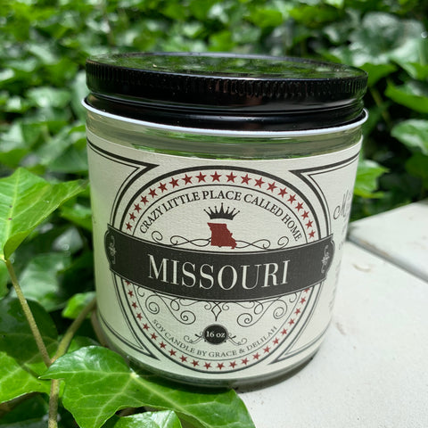 Missouri State Soy Candle