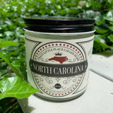 North Carolina State Soy Candle