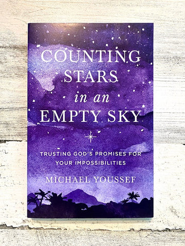 Counting Stars in an Empty Sky by Micheal Youssef