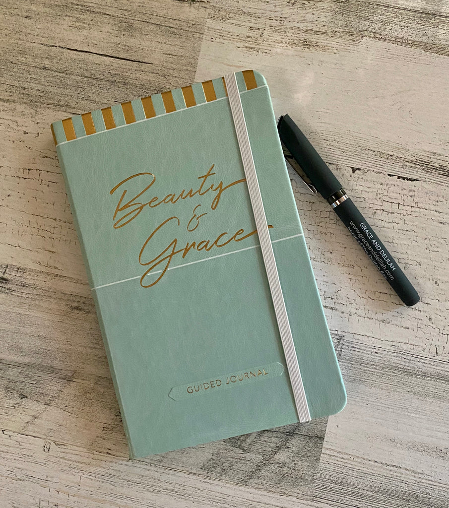 Beauty & Grace (A guided journal)