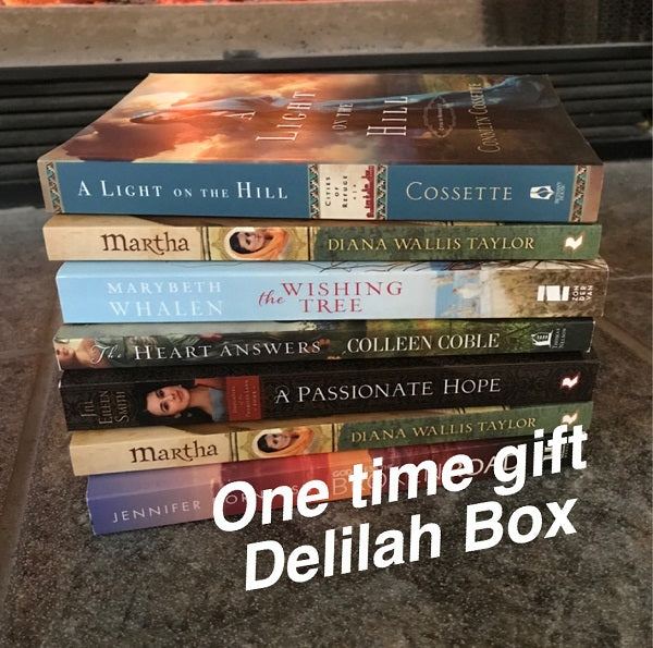 One-time Delilah Box