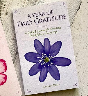A Year Of Gratitude  (A guided journal)