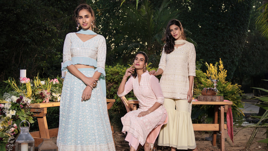 Noor: an ode to chikankari