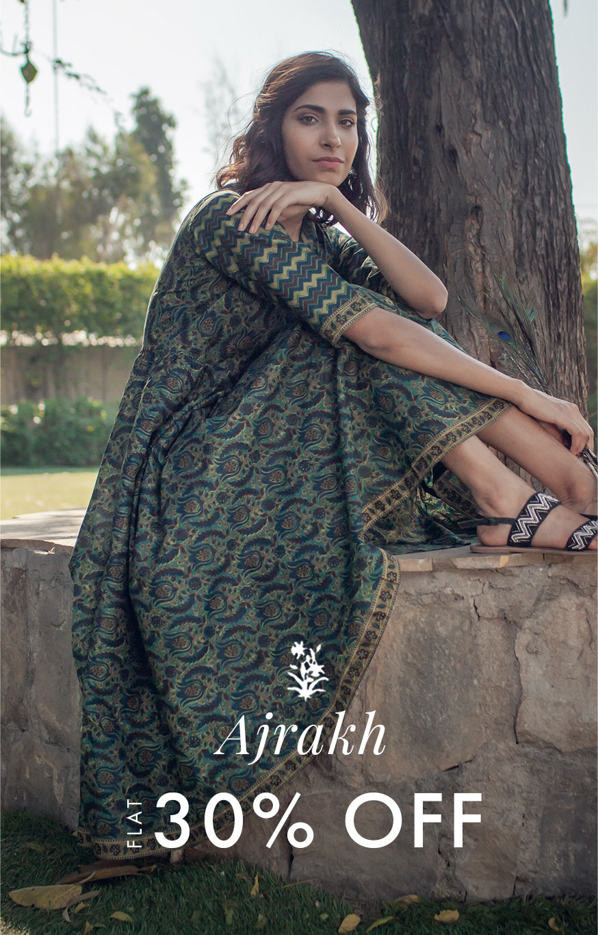 Ajrakh up to 30% Off