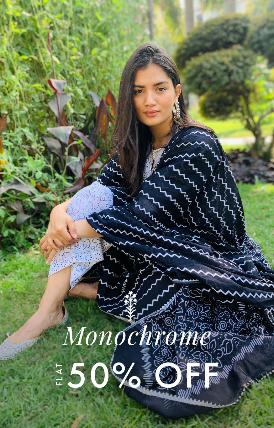 Monochrome up to 50% Off