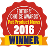 Pet Product News Editors Choice Award