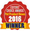 Pet Product News Editors Choice Award 2016