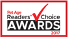 Pet Age Readers Choice Award