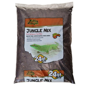 Zilla 24qt Jungle Mix