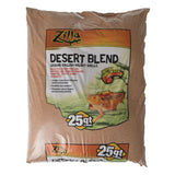 Zilla 25qt Desert Blend Ground English Walnut Shells (IN STORE PICK UP ONLY)