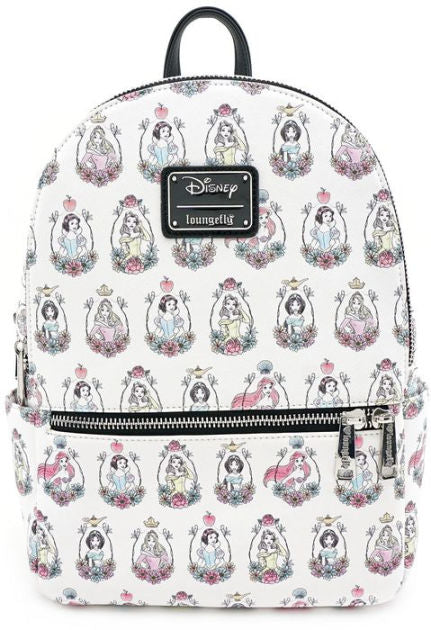 Loungefly Disney Princess Portraits Backpack