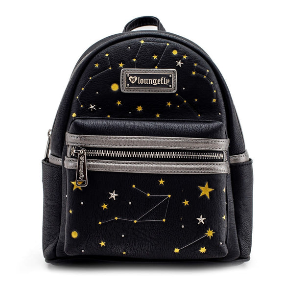 Loungefly Celestial Faux Leather Mini Backpack