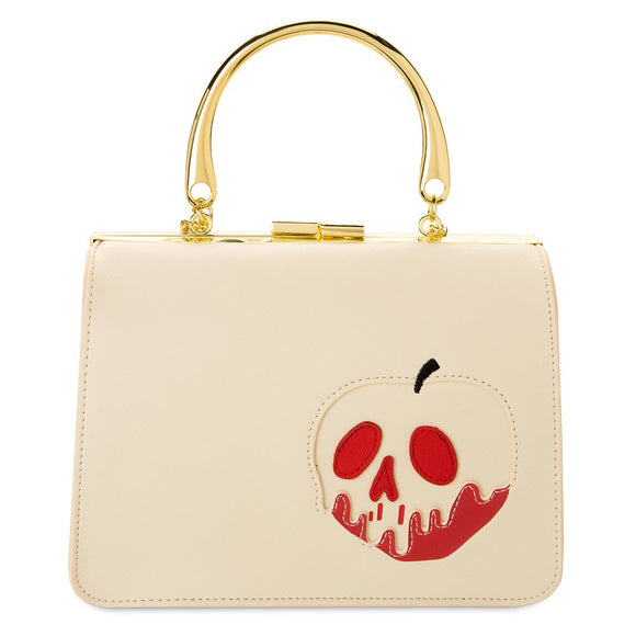 Loungefly Snow White Poison Apple Crossbody Bag