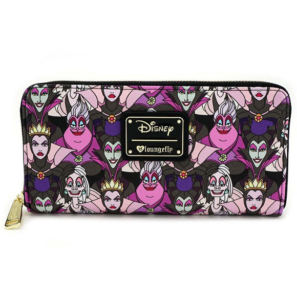 Loungefly Disney Villains Wallet