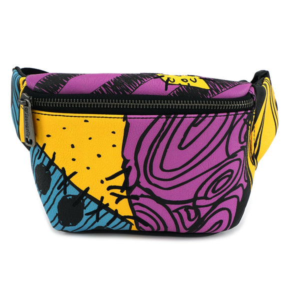 Loungefly Nightmare Before Christmas Sally Belt Bag